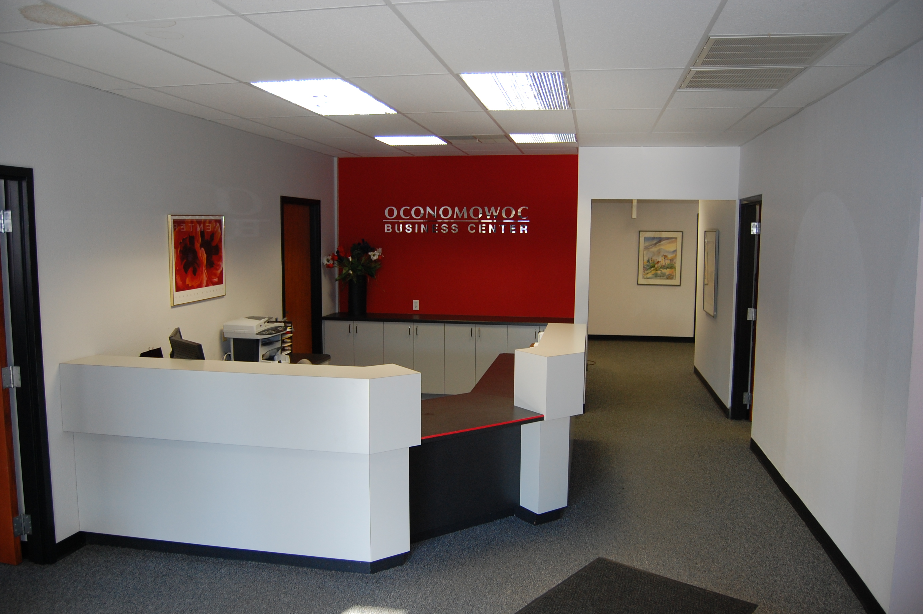 12 Reception Area